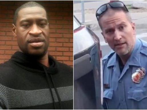 Derek Chauvin recibe su sentencia por el asesinato de George Floyd