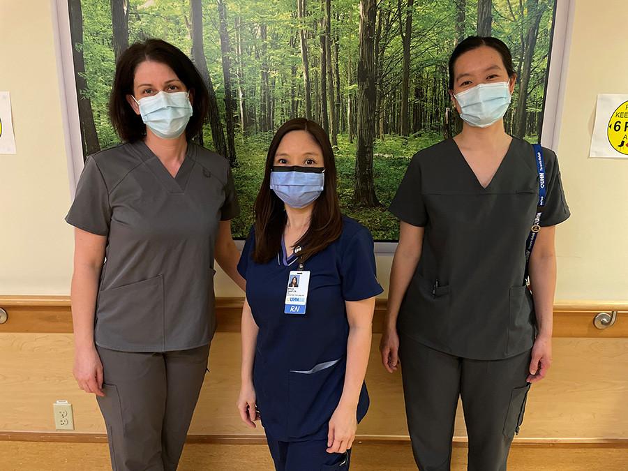 La UCI de cirugía general de Toronto se queda sin pacientes con COVID-19 por primera vez.