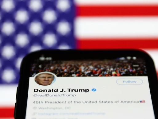 Twitter bloquea permanentemente a Trump