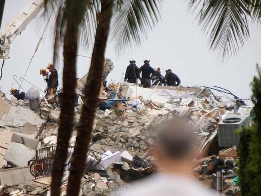 Restos de un canadiense encontrados en el sitio del condominio colapsado en Florida