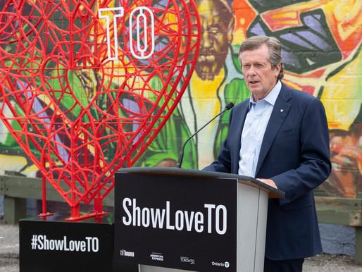 ShowLoveTO: Un nuevo programa para promover el turismo local en Toronto