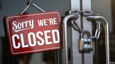 Pequeñas empresas en riesgo de cierre
