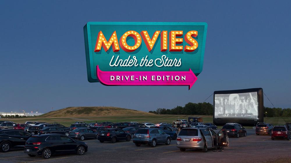 """""""Movies Under The Stars"""" regresa con un concurso de entradas gratis."""