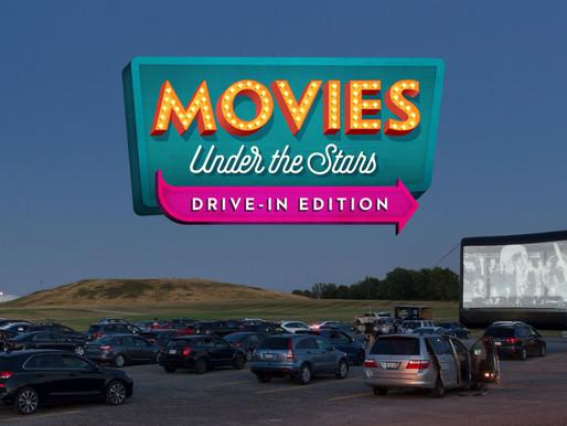 """""""Movies Under The Stars"""" regresa con un concurso de entradas gratis"""