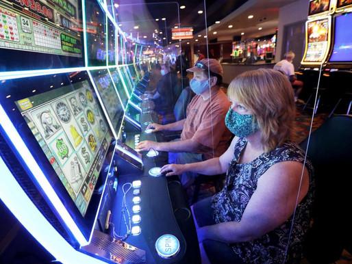Algunos casinos de Ontario reabrirán este mes