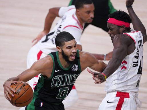 Raptors eliminados de los playoffs de la NBA
