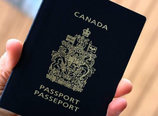 11,000 pasaportes retenidos ahora en camino