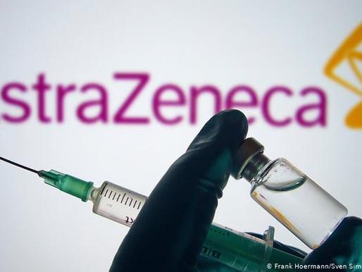 Vacuna de AstraZeneca próxima a ser aprobada