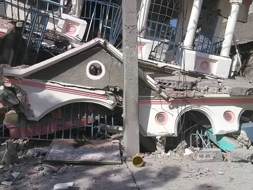Poderoso terremoto devasta a Haití y causa decenas de muertes