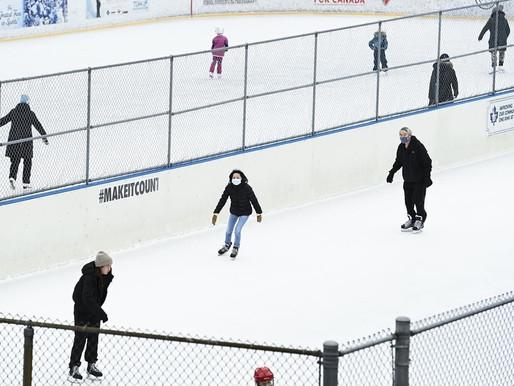 Vaughan reabrirá pistas de patinaje