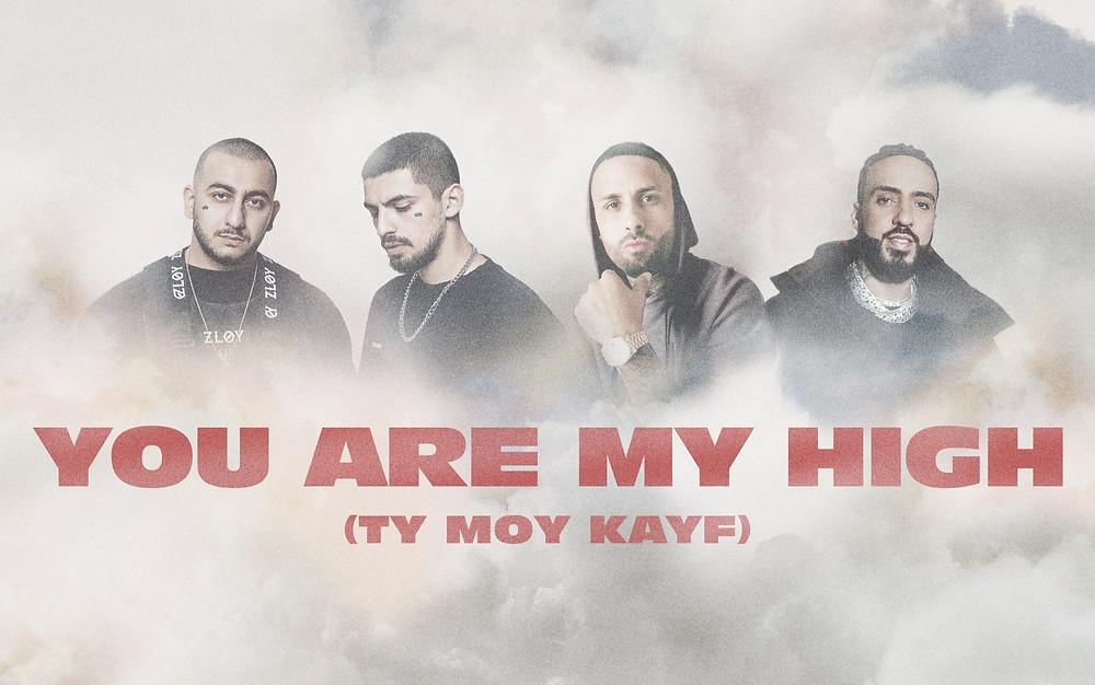 "Nicky Jam lanza remix de ""You are my high"" en español."