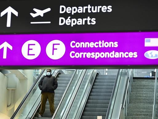 Apoyo abrumador a las restricciones de viaje