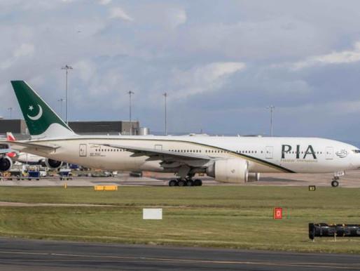 Los federales prohíben los vuelos de pasajeros desde India y Pakistán