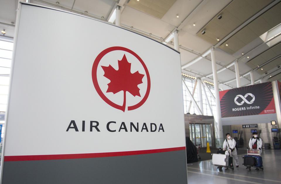 Air Canada dijo que los altos ejecutivos de la compañía devolverán voluntariamente sus bonificaciones del 2020.