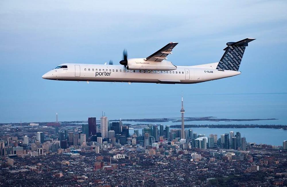 Porter Airlines retrasa la fecha de reinicio de operaciones.