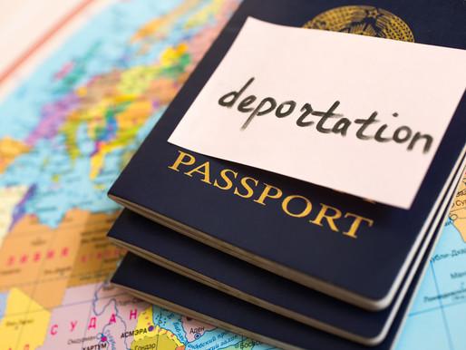 Se reanudan las deportaciones en Canadá