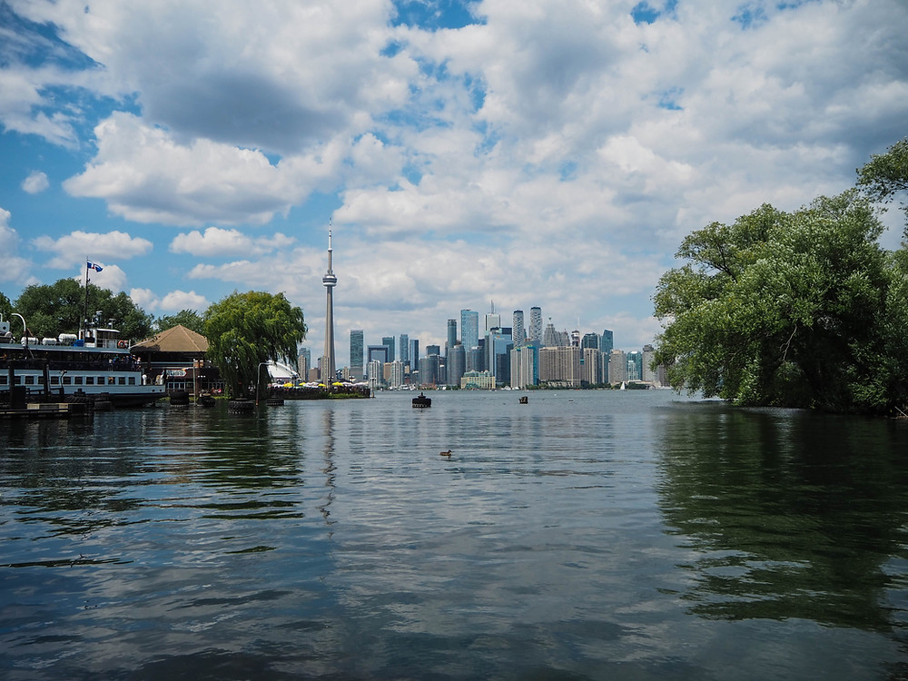 Esta podría ser la semana más calurosa y húmeda del verano en Toronto hasta ahora.