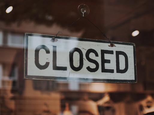 Toronto anuncia una docena de cierres de lugares de trabajo como resultado del COVID-19