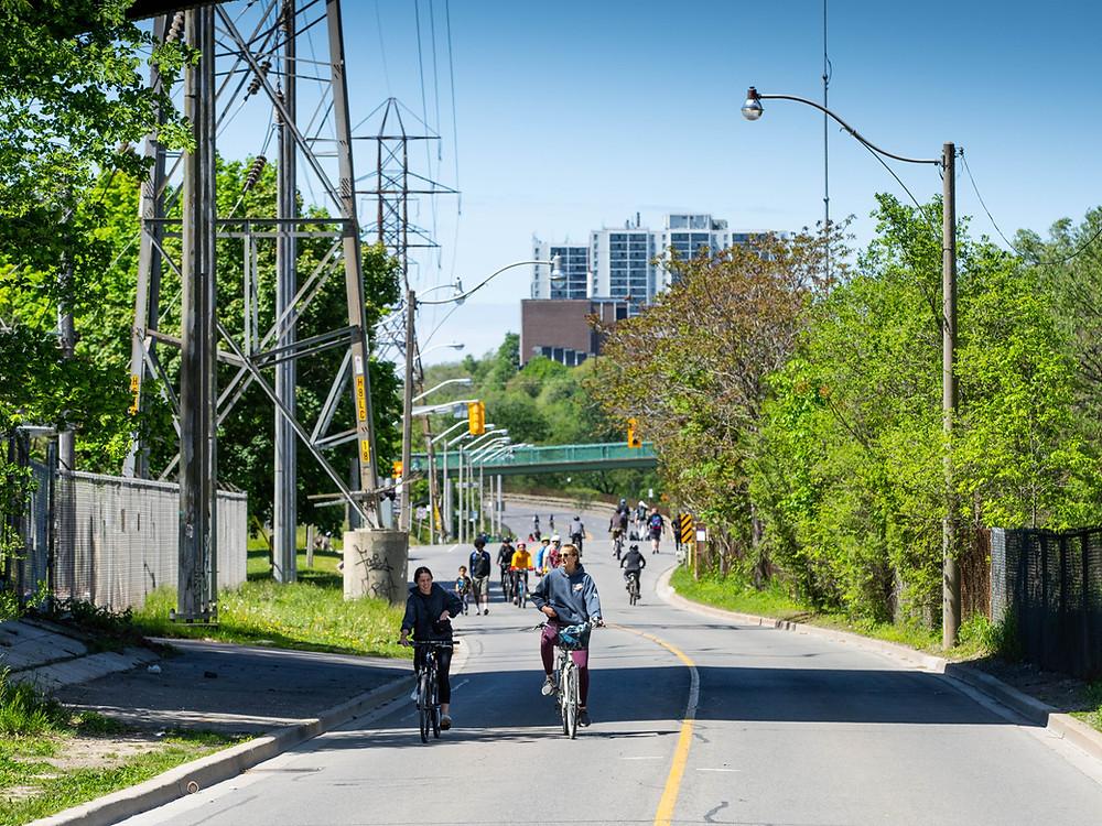 ActiveTO vuelve una vez más este fin de semana con cierres viales en toda la ciudad.
