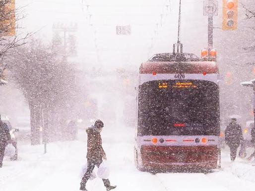 Alerta meteorológica para el sur de Ontario