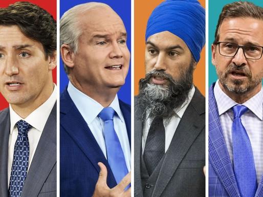 Se acerca el primer debate televisado de la campaña electoral federal