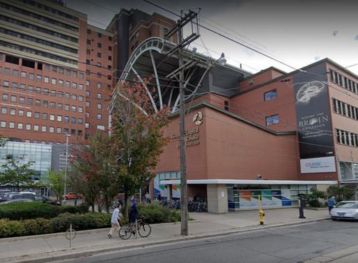 Brotes COVID-19 en 2 hospitales de Toronto