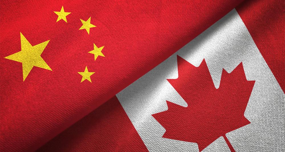 Canadá impone sanciones a 4 funcionarios chinos por abusos a los derechos humanos.