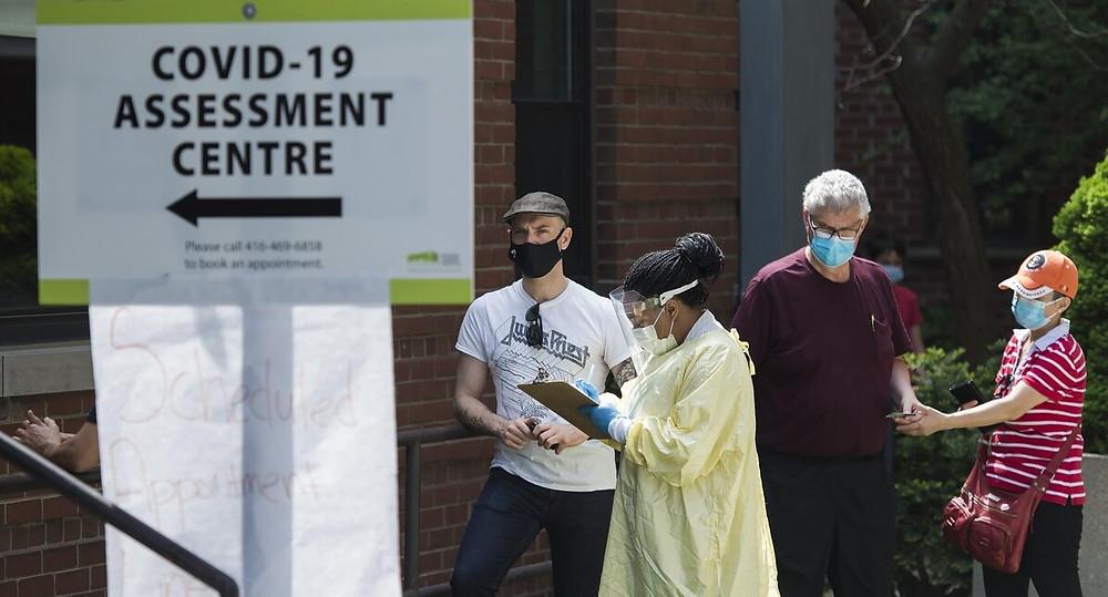 Ontario informa 232 nuevos casos de COVID-19.