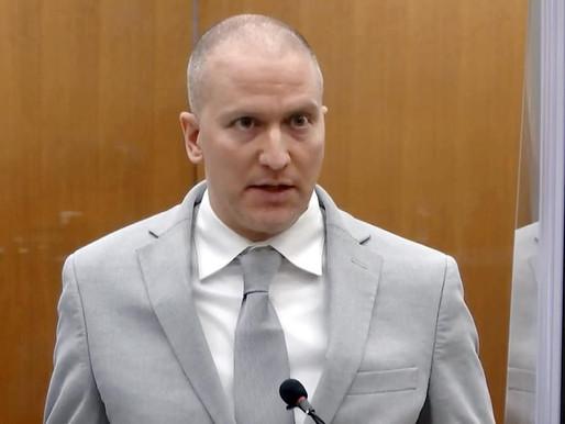 Derek Chauvin apelará la condena y la sentencia por la muerte de George Floyd