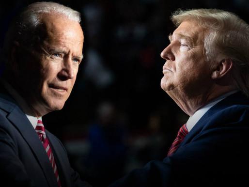 Biden cerca a ganar, Trump amenaza legalmente