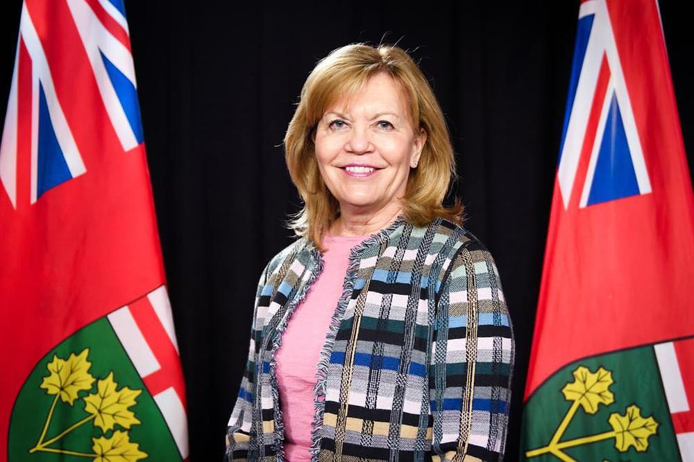 La ministra d Salud de Ontario, Christine Elliott, dijo que el plan de reapertura de Ontario llegará muy pronto.