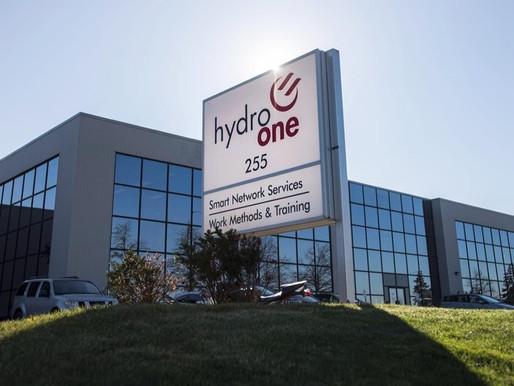Se restablecen las tarifas de la energía hidroeléctrica en Ontario