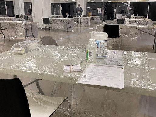 Hoy se abren tres clínicas de vacunación masiva en Toronto