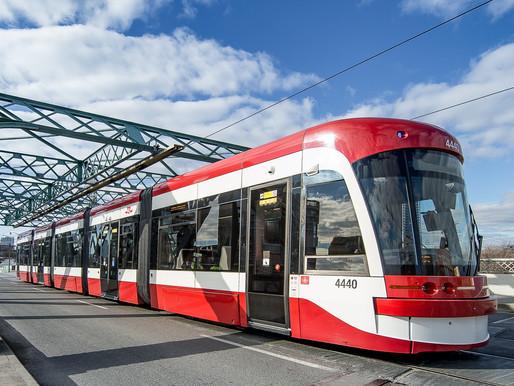 El TTC celebra 100 años de servicio en Toronto