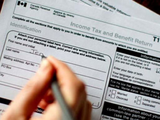 Se acerca la fecha límite para la declaración de impuestos de este año