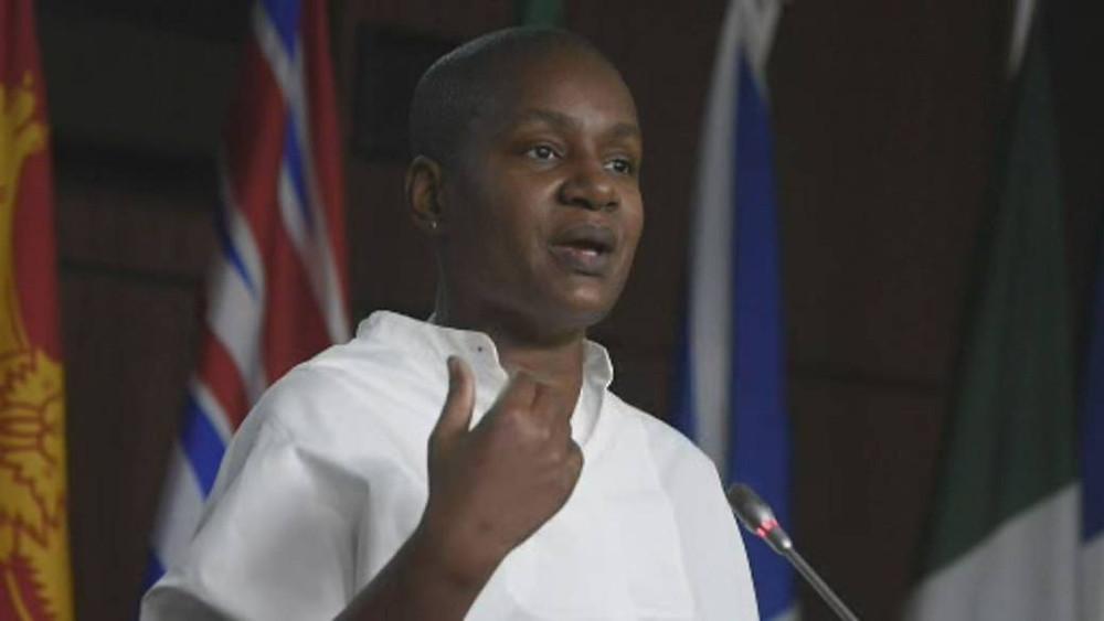 Ejecutivos del Partido Verde cancelan votación de desconfianza contra la líder Annamie Paul.