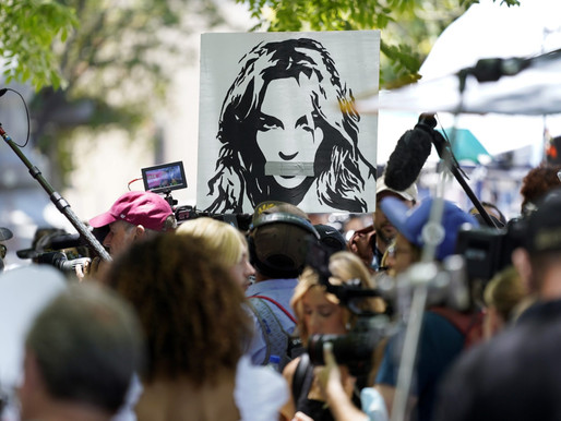 Britney Spears rompe el silencio y pide ser liberada de la tutela que controla su vida