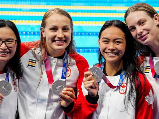 Canadá consigue su primera medalla en los Juegos Olímpicos