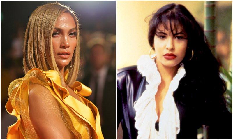Jennifer Lopez rindió un homenaje a Selena Quintanilla en su cumpleaños.