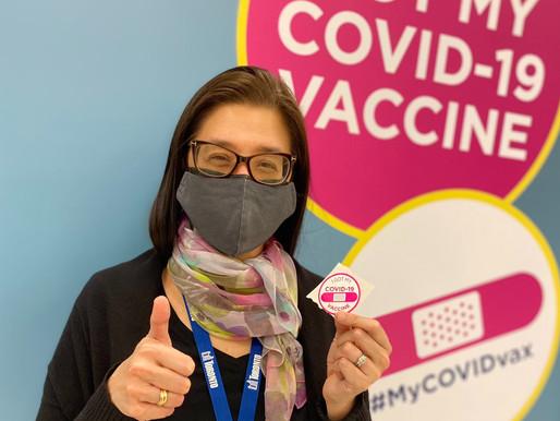 Nuevo récord de vacunación diaria para Ontario