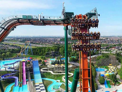 Canada's Wonderland pospone la fecha de apertura del 2021