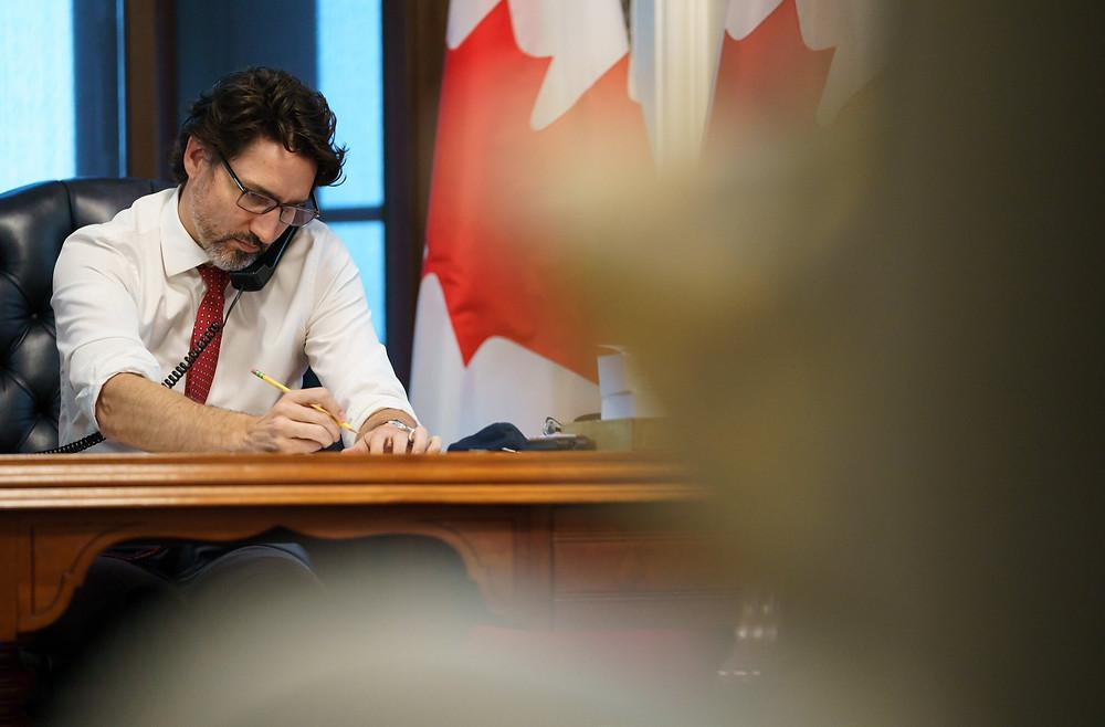 El primer ministro, Justin Trudeau, recibirá la vacuna COVID-19 de AstraZeneca.