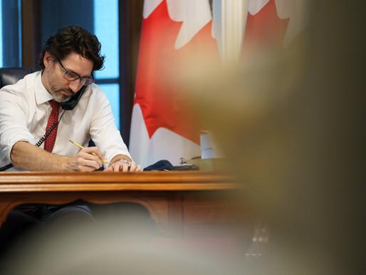 Trudeau recibirá la vacuna COVID-19 de AstraZeneca el viernes