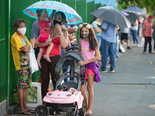 Brasil convierte a un pequeño pueblo en un experimento global Covid-19