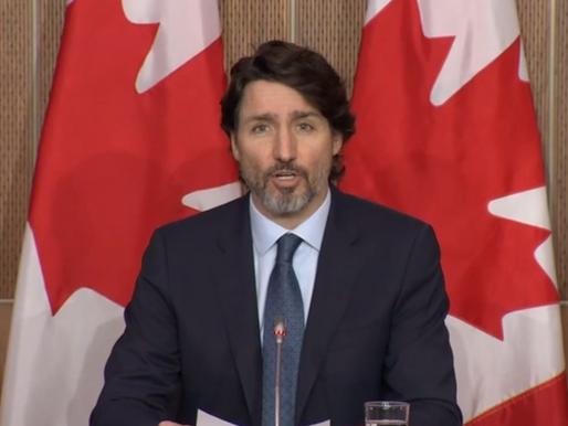 Trudeau confirma un aumento de más del doble en los envíos de las vacunas de Pfizer