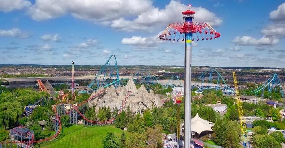 Canada's Wonderland anuncia su fecha de reapertura para el 7 de julio.