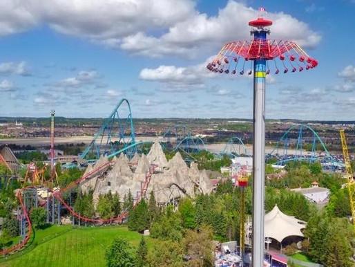 Canada's Wonderland anuncia su fecha de reapertura