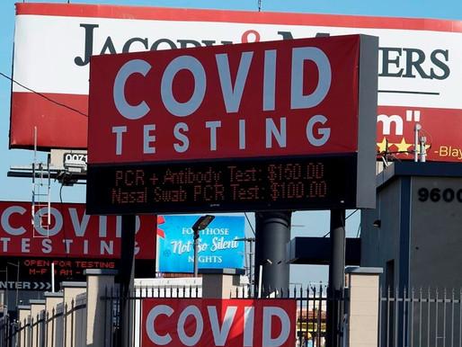 Las muertes por COVID-19 superan las 700.000 en EE. UU. a medida que se desata la variante Delta