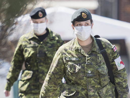 Piden intervención militar en hogares de retiro