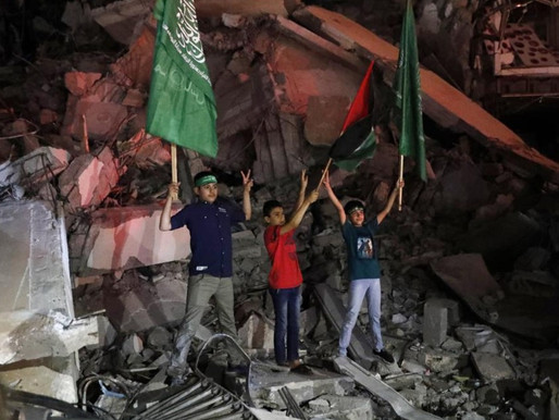 Así dio inicio el alto al fuego entre Israel y Hamas